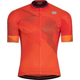 Sportful Bodyfit Team 2.0 Faster Jersey Men red/anthracite